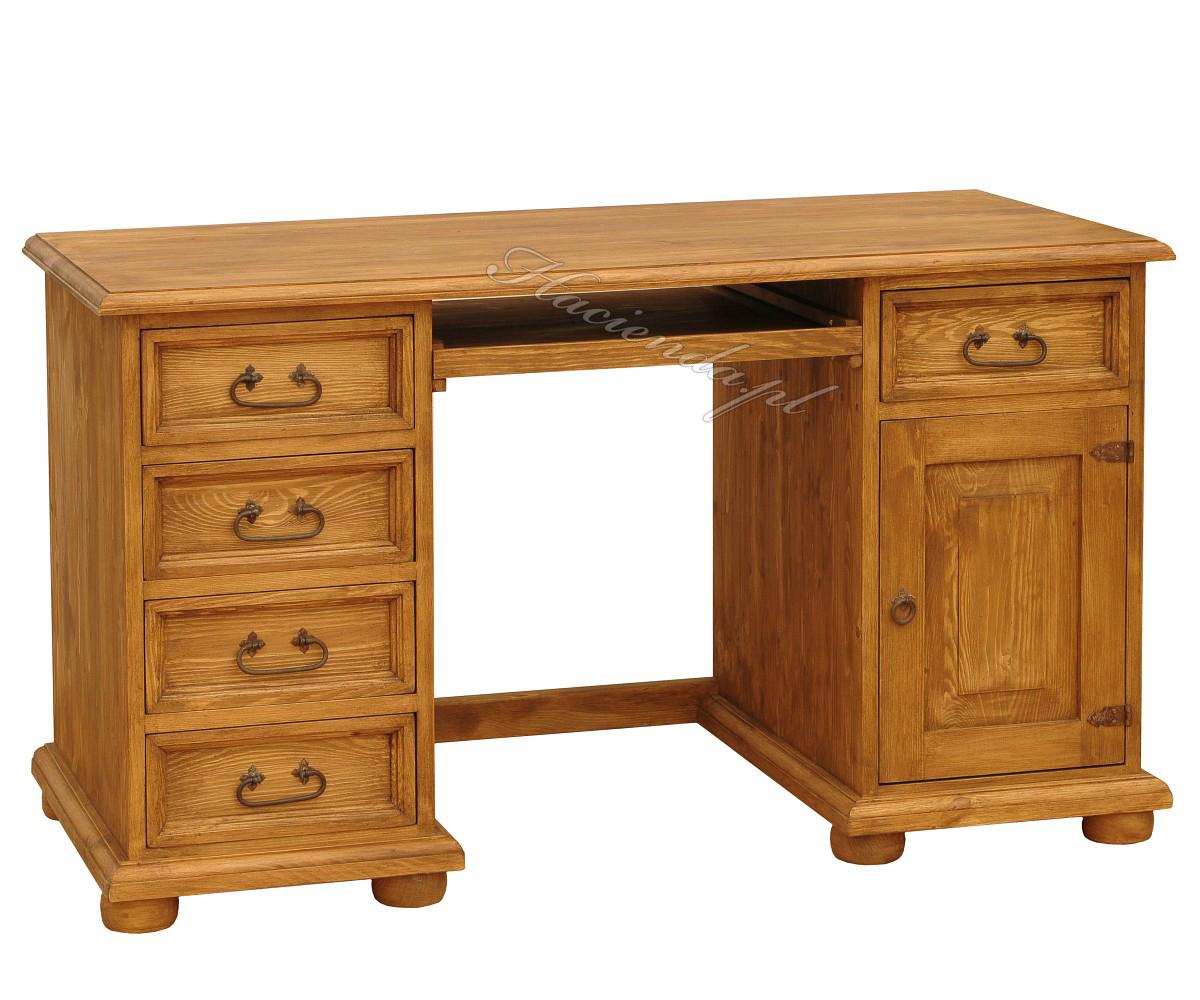 e900d2293c35 Drevený nábytok Hacienda - rustikálny voskovaný nábytok